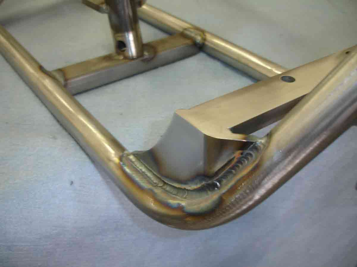 custom chopper motorcycle frames