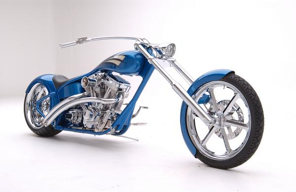 custom soft tail motorcycle frames